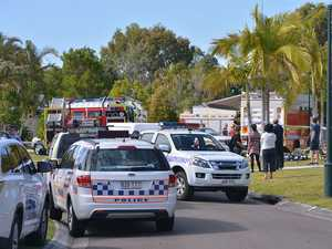House Fire at Pelican Waters