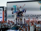 Volkswagen's clean sweep in Rally Australia event