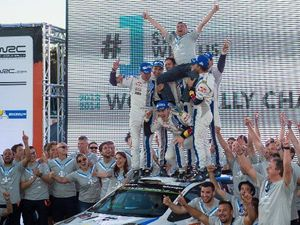 Coffs win may have sewn up the title for Ogier
