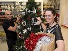 City retailers stock up for Christmas ... already?