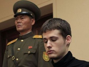 US tourist sentenced to six years hard labour in North Korea