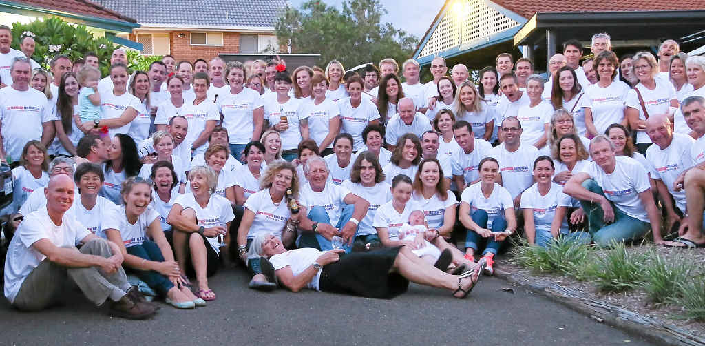 GOING HARD: Triathlon is a sport firmly associated with the Coffs Coast.