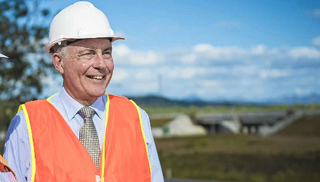 Gympie's Wide Bay MP and Deputy Prime Minister Warren Truss says he will not add to 'speculation' that he might retire within a fortnight, but backers say he could easily stay on another three years.