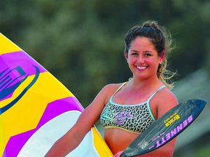 Surf veteran Amy Nurthen deemed fittest for France