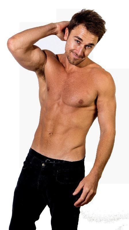 Former local lad Tyson Mayr is the hot favourite to be crowned Cleo's Bachelor of the Year for 2014.