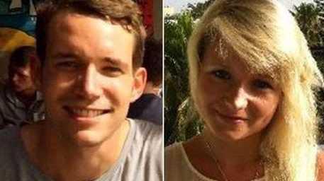David Miller, 24, and Hannah Witheridge, 23