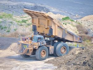 Miner sues for negligence over car crash