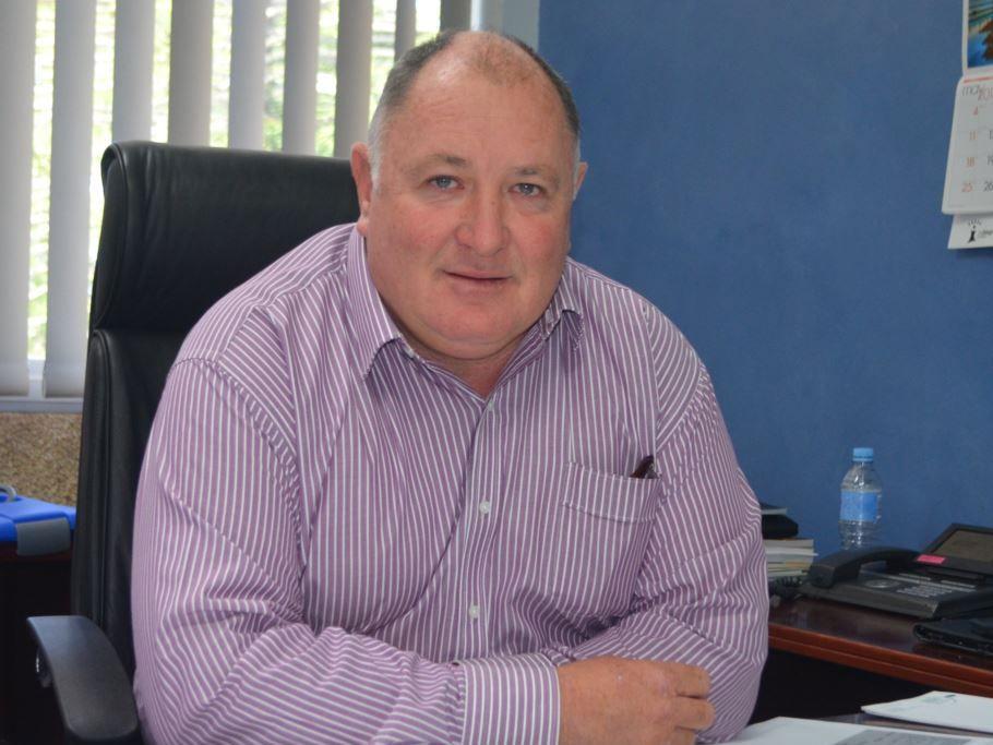 Popular Lockyer Valley Mayor Steve Jones was running for reelection as mayor.