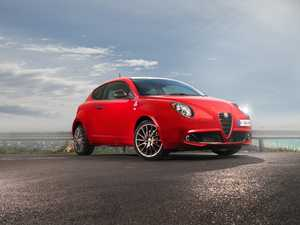 Alfa Romeo applies heat to MiTo Quadrifoglio Verde