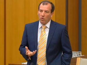 Mal Brough blasts Islamic Extremists in speech