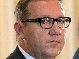 Scott Elms cleared of threatening Gympie MP