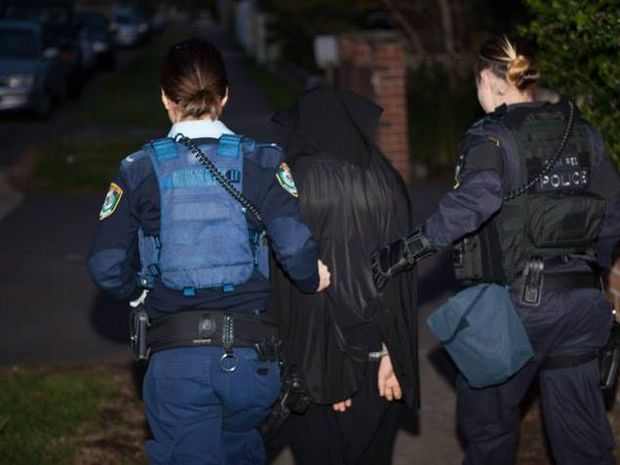 The Joint Counter Terrorism Team executed search warrants across Sydney in a counter terrorism operation codenamed Appleby.