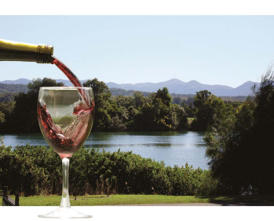 Raleigh Winery has released its highly anticipated 2014/15 reds, the Riverbank Red and Bellarosa.