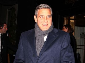 George Clooney's future in-laws paying for wedding