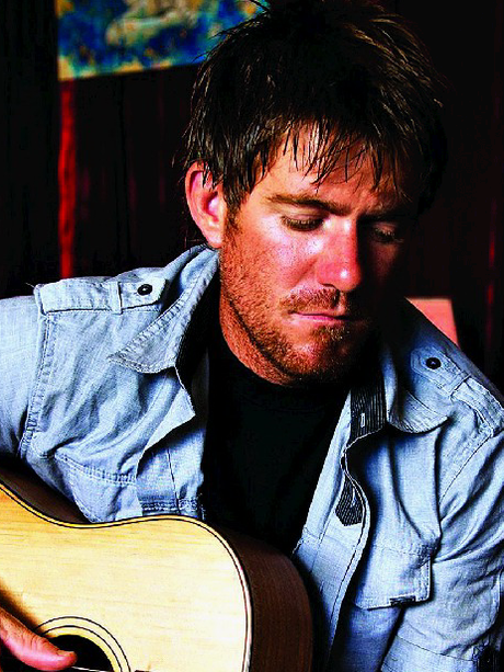 Hervey Bay musician Sam West.