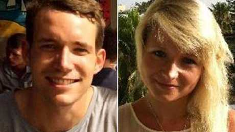 British tourists David Miller, 24, and Hannah Witheridge, 23 were killed on the island of Koh Tao in the Gulf of Thailand after a beach party earlier this week