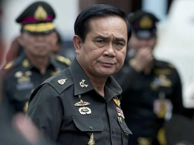 Thai Prime Minister Prayuth Chan-ocha