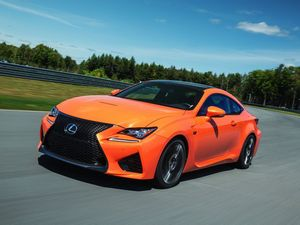 Lexus reputation gets a sexy makeover with RC F