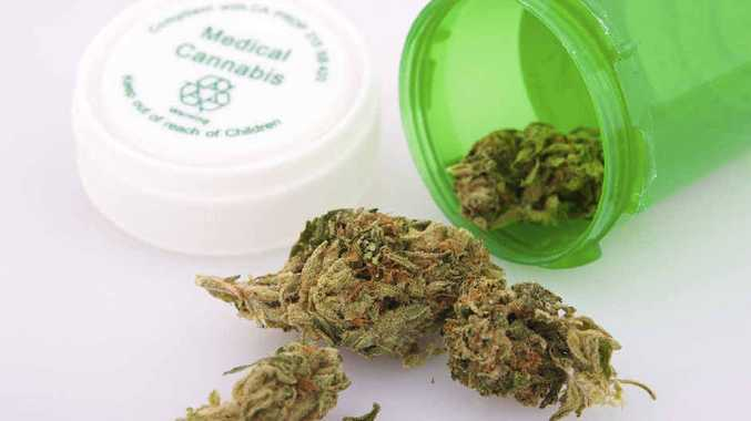 GOOD MEDICINE: Medical marijuana helps a Valley woman cope with ovarian cancer.