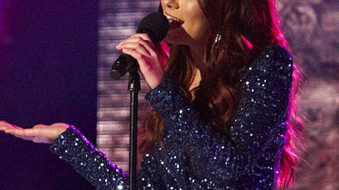 MAKE OR BREAK: Tomorrow night Caitlyn Shadbolt performs again on X Factor, but this week the unknown song will be chosen by a rival judge. The surprises continue Tuesday night with three contestants to be named in the bottom three acts up for elimination.