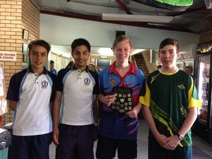 Woolgoolga High School dominates secondary squash challenge
