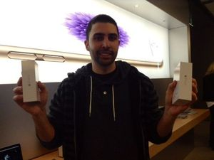 Apple: Just 9 customers complained about bending