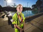 Jai Hansen a future world record breaking swimming star