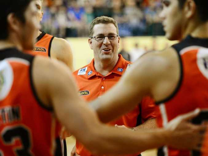 Coach Trevor Gleeson will be hoping for good things from his Perth Wildcats.