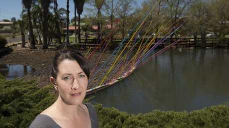 Linda Clark waterways project
