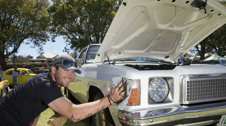 Head out to Cabarlah Showgrounds and check out some classic cars at the Highfields Lions Club Car Show.