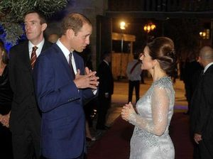 Prince William a popular stand-in for his wife