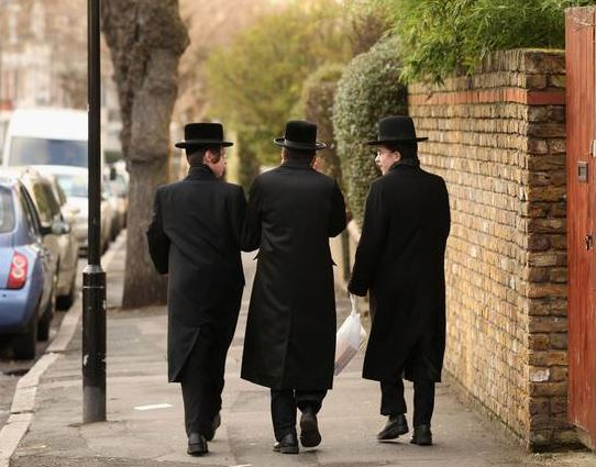 Hackney Council removed posters put up during Torah Parade