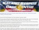 KAL'ANG Respite Care Centre has asked by the Office of the Registrar of Indigenous Corporations to show cause why it should not be put under special administration.