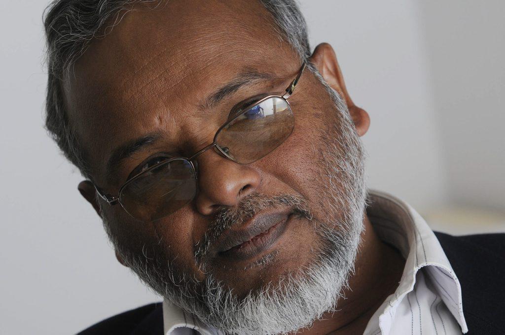 Associate Professor Shahjahan Khan.
