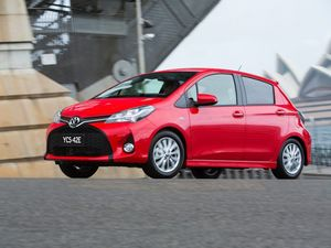 Sharper looking 2014 Toyota Yaris launches from $15,690