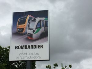 Bombardier to downsize and close M'boro factory