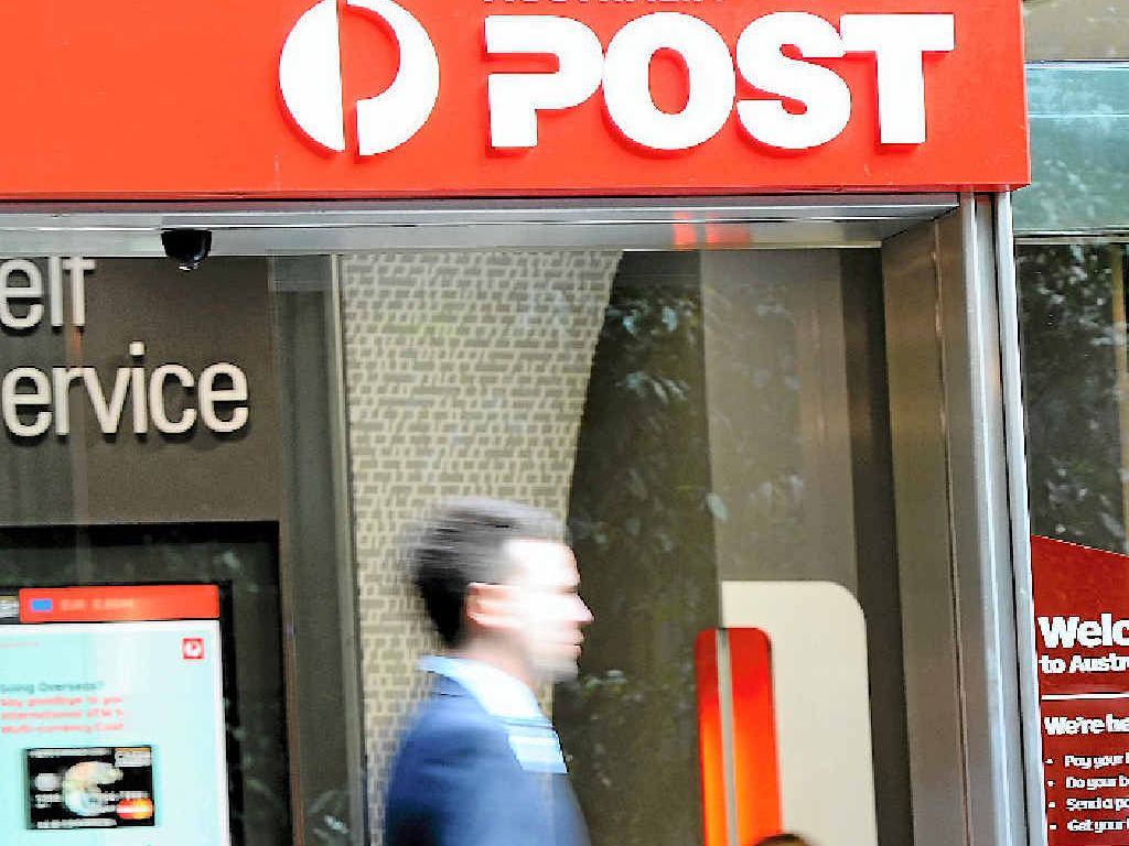 FAST-PACED WORLD: Australia Post is changing its business model and wants to know what you think.