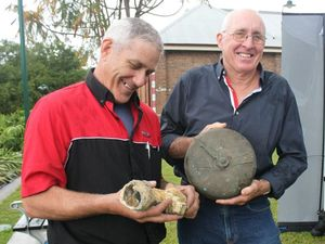 Fraser Island shipwreck artefacts handed to museum