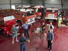 Museum tells fire brigade's story