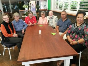 Parkinson's support group members learn to cope