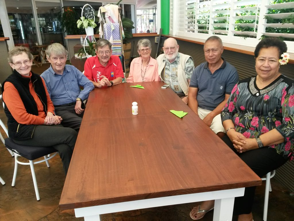 The Hervey Bay Parkinson's group offers support to members of the Fraser Coast community.