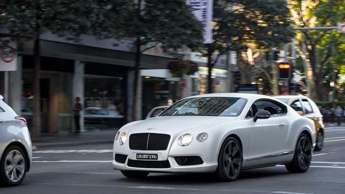 Beautiful British 2014 Bentley Continental GT V8 | Rockhampton ...