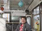 Jobless teen turns school bus into cafe (and job)