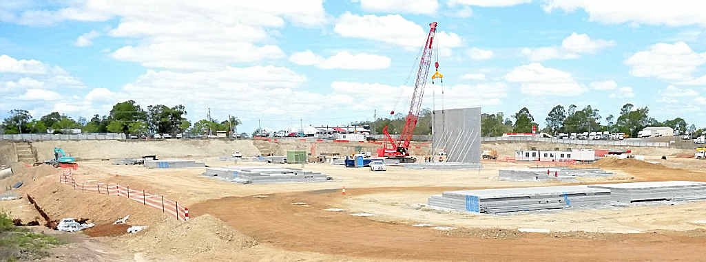 LOSING OUT: Sub contractors are sick of being left empty handed on major projects.