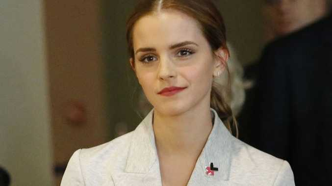 Emma Watson at her address to the United Nations.