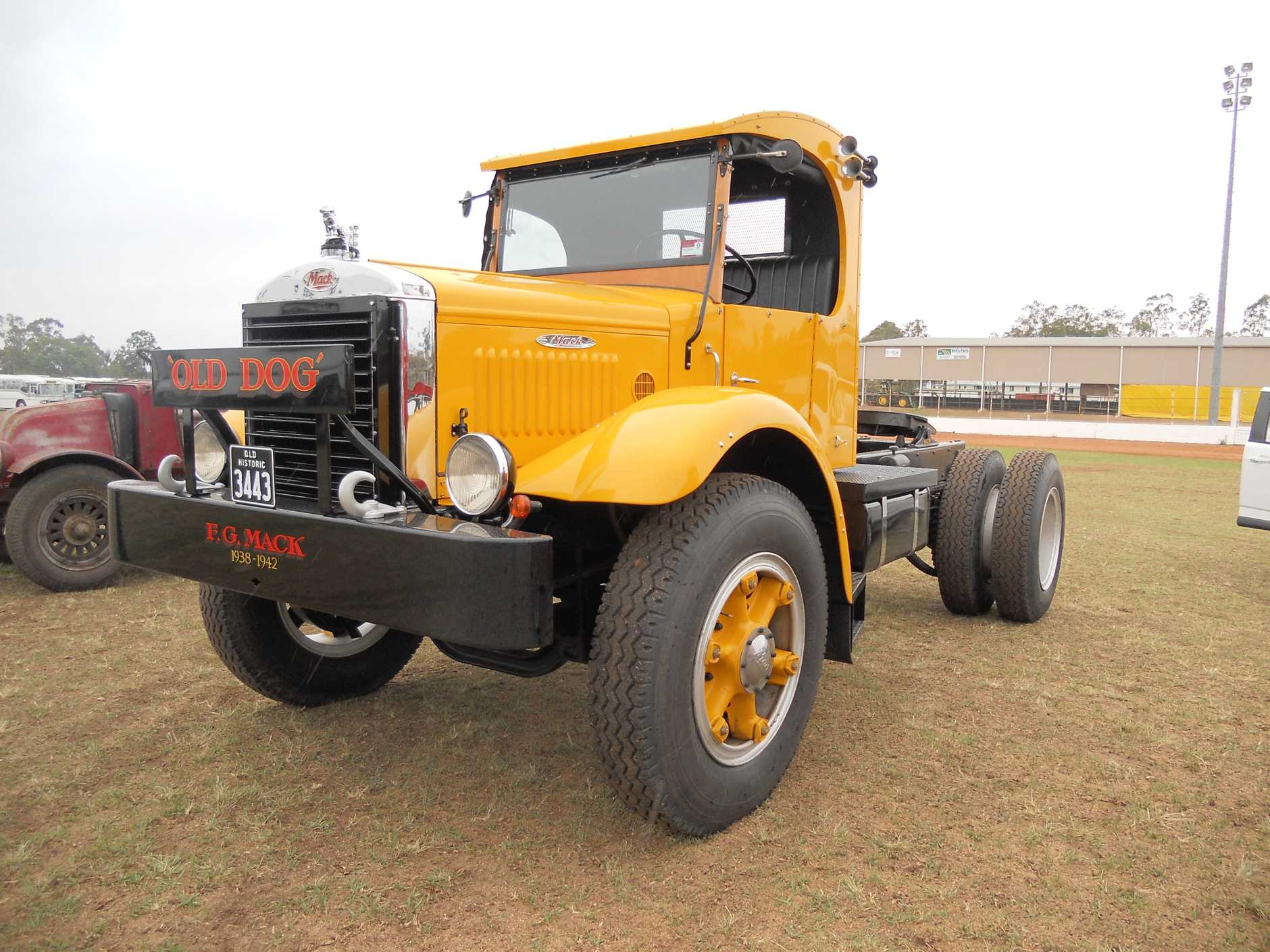 This Mack will be featured at the Mack Muster at Gatton.