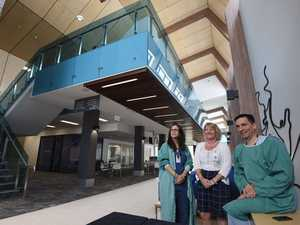 New hospital will give the public a peek this weekend