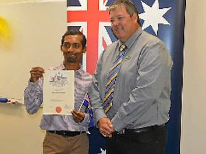 A Whitsunday welcome for new citizens