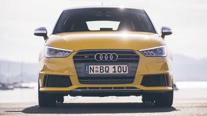 2015 Audi S1 Sportback Review Unadulterated Fun Sunshine Coast Daily