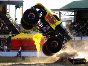 US monster truck pro revved up for Coffs show
